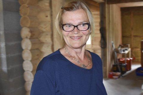 Engasjert: Nylig fylte Karen Nilsen Waagestad 60 år. Akkurat den datoen kunne hun godt gå elegant forbi, synes hun. - Men alder er bare et tall, har jeg funnet ut, sier hun.