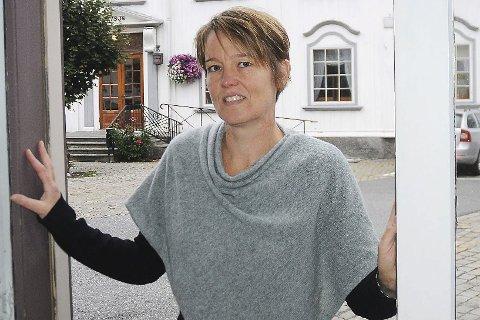 Ba om møte: Kulturrådgiver Anette Pedersen ønsket å drøfte bruken av pengene for salget av seilerhytta med mannskoret.