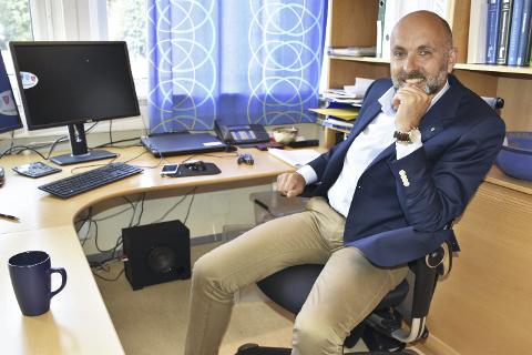 Rådmann Jarle Bjørn Hanken: Anbefaler at dagens bevaringssoner videreføres til 2027.