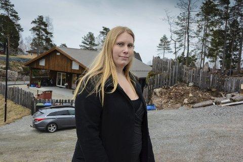 Søker om å få utvide: Siv Iren Eilertsen som eier og driver Blåbærskogen naturbarnehage på Glastadheia ønsker å utvide med 18 nye plasser fra høsten 2017. Nå skal politikerne behandle søknaden hennes. arkivfoto