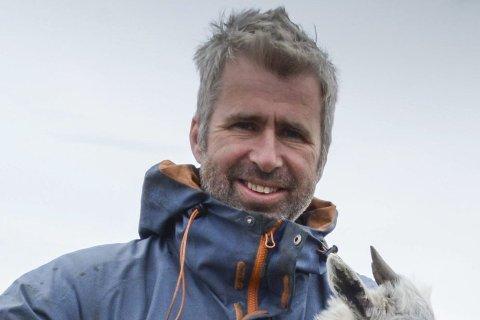 Anders Lyche Oppegaard: Jobber som kulturlandskaps-pleier i skjærgården, og er skeptisk til salget av Seilerhytta.