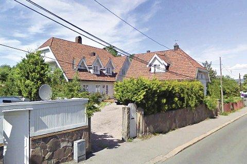 Hvitvasking: Politiet mener denne villaen på Bygdøy i Oslo ble kjøpt med penger som stammer fra straffbar gamblingvirksomhet i USA. Nåværende huseier har ikke noe med saken å gjøre.