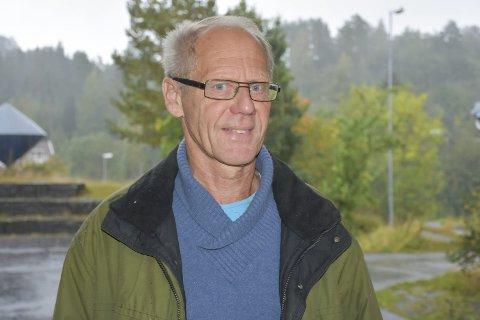 Ildsjel: Gunnar Bjørn Solfjeld har engasjert seg i TT&IF i veldig mange år, og har blant annet hatt ansvaret for Fagerheikongen. Arkivfoto