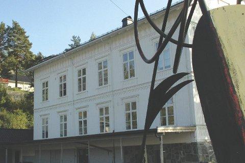 Kommunalt: Skoleområdet i sentrum er planlagt solgt i 2021.