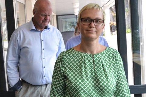 Både varaordfører June Marcussen og ordfører Jan Dukene ønsker plass i nasjonalparkstyret.
