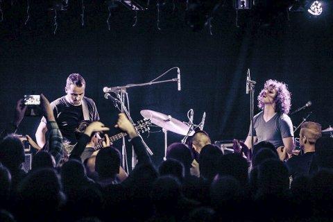 Kjent fra film og radio: Bandet «PIl og bue» spilles mye på P3.  bildetekst