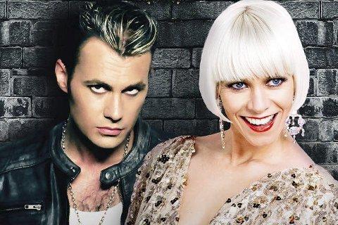 Musikkshow: Marian Aas Hansen og Zelimir kommer med sitt musikkshow «Made in America», som fremføres i to omganger.