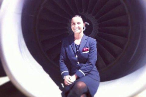 Julie Sonesen fra Tvedestrand kan smykke seg med tittelen kabinsjef.