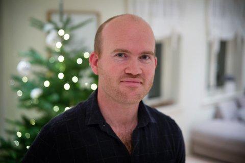 Aktuell: Leif Dalen jobber allerede i NRK.