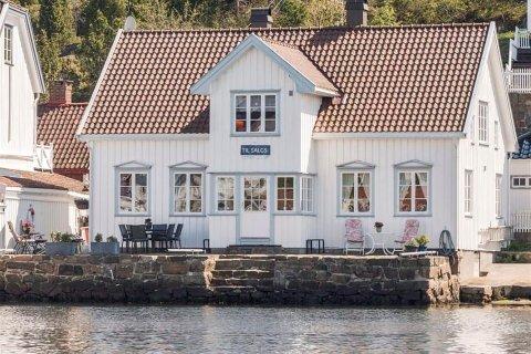 Bopliktseiendom i Lyngør: Solgt for 7.8 millioner kroner i 2016. Taksten er 1,6 millioner.