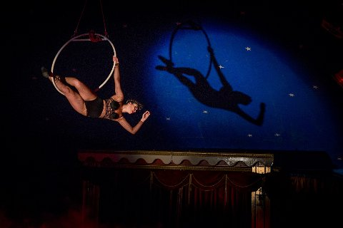Tirsdag blir det sirkusmagi i Tvedestrand, Da kommer Cirkus Agora til byen.