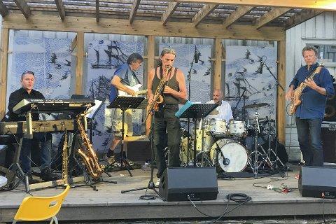 Fusion: Riff beveger seg i det musikalske landskapet mellom jazz og poprock.Foto: Mette Urdahl