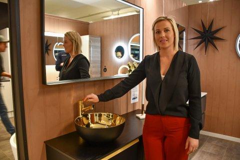 Ann Jeanett Scartner har en sentral rolle i den nye butikken på Bergsmyr.