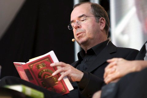 Jan Kjærstad: En av flere forfatterkjendiser som kommer til årets Litteraturfestival Bokstavelig Talt. Arkivfoto