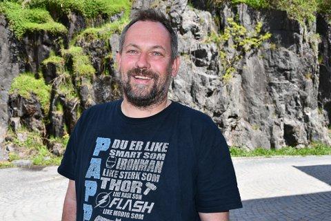 Espen Gåserud la ut gamle takstein til salgs på Finn.no. Arkivfoto