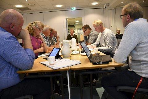 Teknikkutvalget: Måtte innse at fjorårets vedtak har visse svakheter.