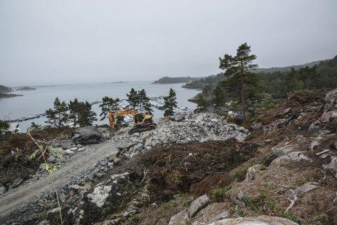 Hagefjord panorama: Fikk godkjent utvidelse i ekspressfart. Illustrasjonsfoto