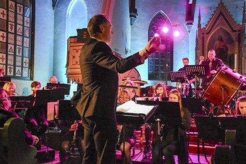 Fullsatt kirke? Nyttårskonserten til Tvedestrand Musikkorps er førstkommende søndag i Tvedestrand kirke med korps, kor og solister. Arkivfoto