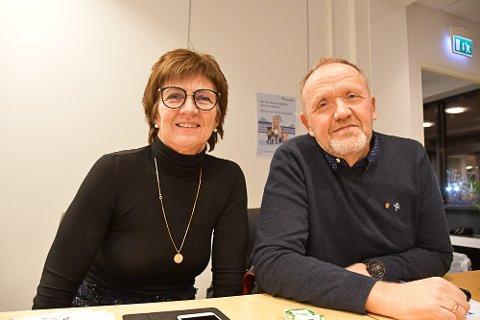 Ordfører Marianne Landaas (H) og varaordfører Vidar Engh (Ap) informerer innbyggerne i dette innlegget.