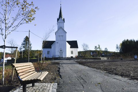 Vegårshei Kirke: Til tross for koronavirus, blir det gudstjeneste 1. påskedag.