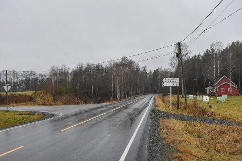 Oppgraderingen av fylkesvei 415 Fiane - Simonstad i Åmli kan få tidligere oppstart.Foto: Siri Fossing