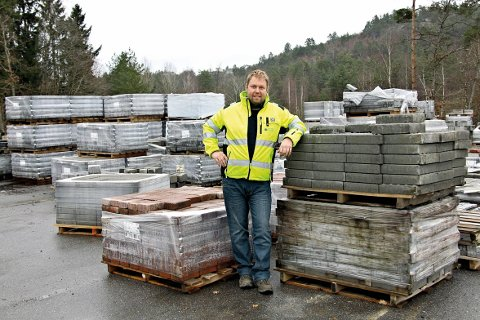 Reiulf Heen eier 44 prosent av Oveland Utemiljø AS. Han er også daglig leder i selskapet, og fikk i fjor et utbytte på over en million kroner. Heens inntekt i 2018 var på over 2,4 millioner kroner. Arkivfoto