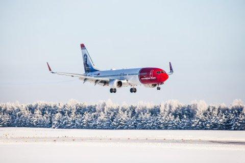 Ut på tur i jula: Norwegian flyr mange reiselyste rundt forbi i verden, også i jula.