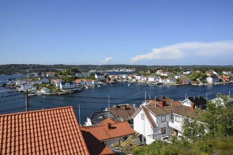 Lyngør: Et av områdene hvor det er boplikt i Tvedestrand.