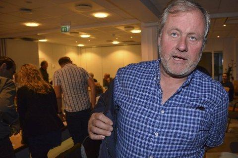 Morten Foss reagerer, og mener politikerne i Tvedestrand må på banen i denne saken. Arkivfoto