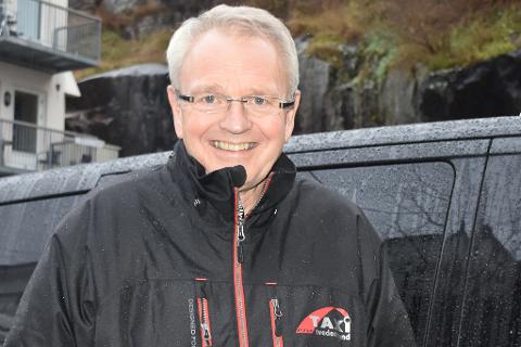 Asbjørn Karl Olsen kan glede seg over et godt valg for Arbeiderpartiet. Arkivfoto