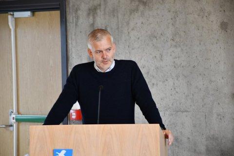Hans Fredrik Tangen mener Åmli kommune kan overta driften av Frivilligsentralen, uten at det behøver å koste så mye for kommunen. Arkivfoto