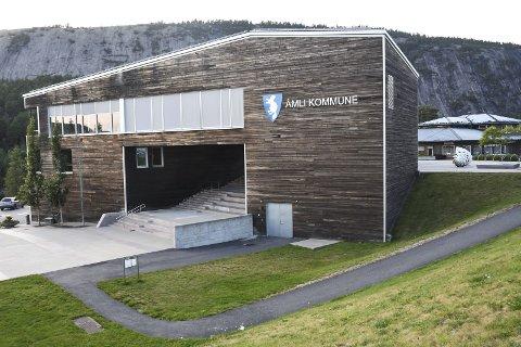 Åmli kommune har ansatt renholder.