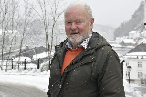 Elling Vidar Andersen: Er ikke i tvil om at selen har bidratt til at torsken har forsvunnet,