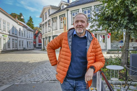 Tvedestrands varaordfører Vidar Engh (Ap).