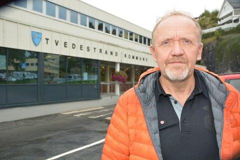 Vidar Holmsen Engh er fornøyd med at valgkomiteen i Trøndelag Ap nå har gått bort fra Trond Giske som lederkandidat. Arkivfoto