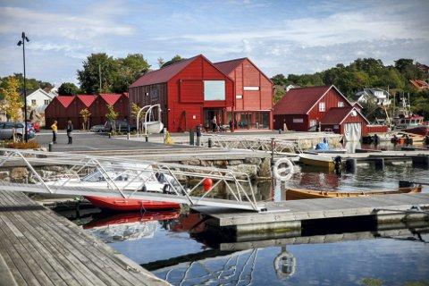 Gjeving: Lyngørfjorden Kystkultursenter får snart flere nye attraksjoner. Agder fylkeskommune støtter nå et prosjekt der flere gamle kart skal digitaliseres.