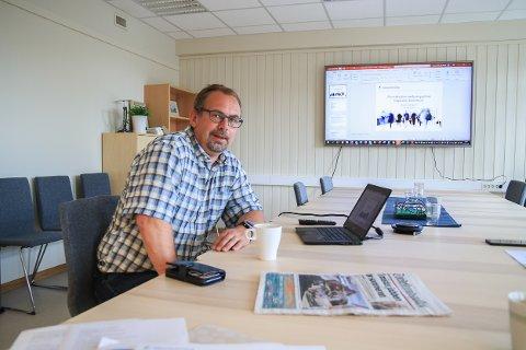 Økonomien til Vegårshei kommune er i krise, og har gitt hodebry til blant annet rådmann Ole Petter Skjævestad. Nå skal han gjennomføre en stor organisasjonsendring på bare tre måneder.