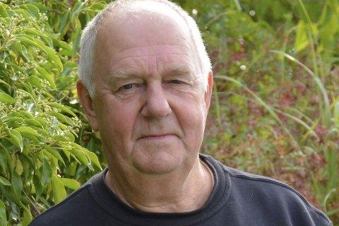 Kåre Sander Nilsen, leder i fallviltgruppa, er glad for at de klarte å finne rådyret.