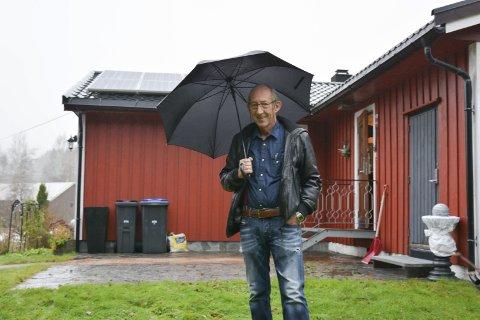 Har alltid betalt punktlig: Frank Pedersen reagerer på inkassovarselet har fikk av Tvedestrand kommune. Arkivfoto