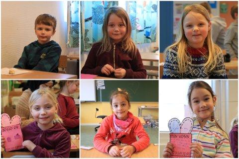 MORSDAG: Vi tok en prat med Angus, Emma, Amalie, Vilde, Haidi og Olivia om hvorfor de er så glade i mammaene sine.
