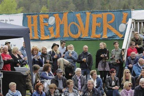 Heimover: Åmli kommune har nå svart på søknaden om sponsorstøtte.