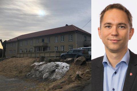 Det er ikke første gang Tellef Inge Mørland tar opp Englegård med helseministeren. Mørland er ruspolitisk talsperson for Arbeiderpartiet, og følger med på utviklingen av situasjonen.