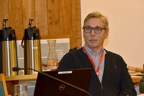 Stig-Johnny Jørstad blir leder for det nye, sammenslåtte NAV-kontoret øst i Agder.