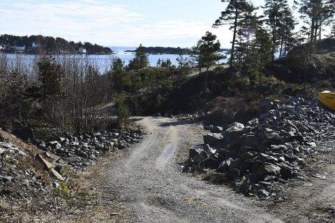 Svabukta: Kommunen varsler full stans i planeringsarbeidene på Vidar Rueness sitt boligområde i Svabukta. Tomtene ligger sjønært, med panaormautsikt mot Sandøya og Skagerak. Arkivfoto