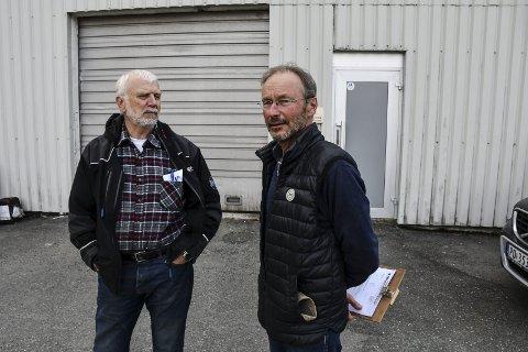 Laget: Eierne av ABA-Tech AS, Ole Jørgen Granrud og Jan Eldrup klaget på at politikerne sa ja til en utbygging av blant annet boliger og båtbuer ved Sagliene i Laget. Nå er klagen behandlet. Arkivfoto