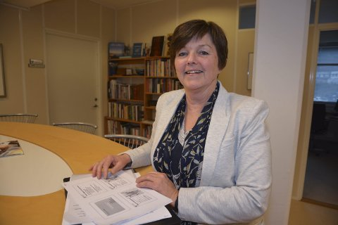 Næringssjef Anne Torunn Hvideberg legger nå frem et opplegg for Tvedestrand Næringspris for politikerne. Arkivfoto