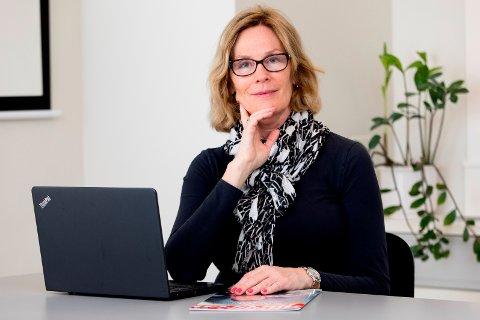 Advarer: Elisabeth Fjellvang Kristoffersen frykter en sterk reduksjon i antall promillekontroller om UP legges ned.