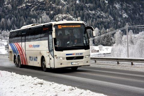 Nattbusser: Det blir satt opp nattbusser fra Beitostølen til Oslo og Bagn, som stopper på alle holdeplasser, etter Sting-konserten 15. juni.