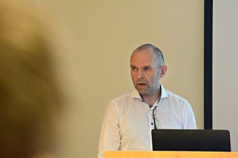 RÅDMANN: Rune Antonsen er rådmann i Nore og Uvdal kommune, men har nå søkt på ny jobb i Sør-Aurdal. Foto: Christian Mauno/Laagendalsposten