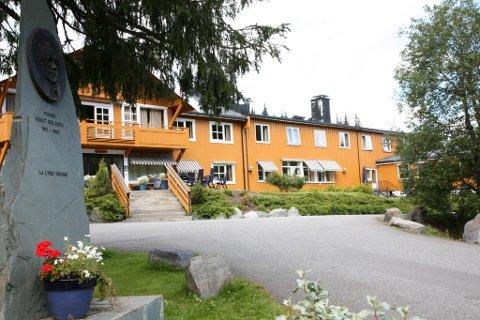 Livstruende vold i lokalene til tidligere Tonsåsen rehabilitering er utgangspunktet for øvelsen.
